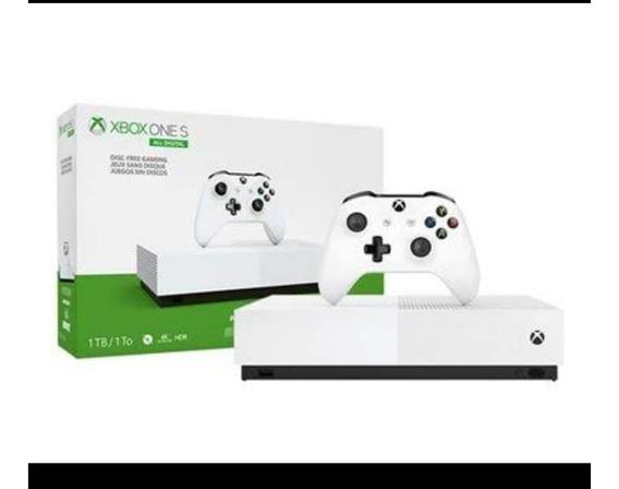 Microsoft Xbox One S 1 Tb All Digital