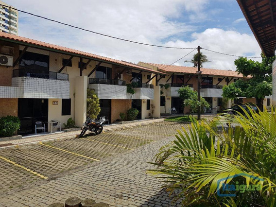 Village Com 3 Dormitórios Para Alugar, 118 M² Por R$ 1.600,00/mês - Pituaçu - Salvador/ba - Vl0032