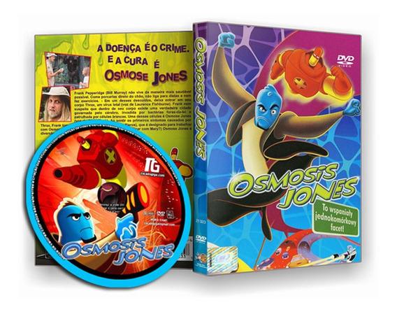 Osmose Jones Dvd - Filme Dublado - Com Garantia
