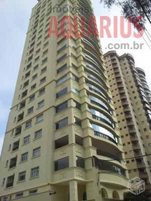 Oportunidade!!! Apartamento L`essence Aquarius 360m² 4 Suítes,4 Vagas E Sacada Gourmet - Em Frente A Praça Ulisses Guimarães - Ap0321