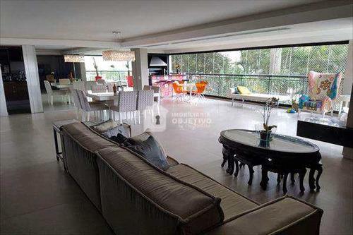 Apartamento Com 4 Dorms, Jardim Vitória Régia, São Paulo - R$ 2.1 Mi, Cod: 2413 - V2413