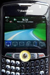 Blackberry Curve 8350i Smartphone Nextel Para Repuestos