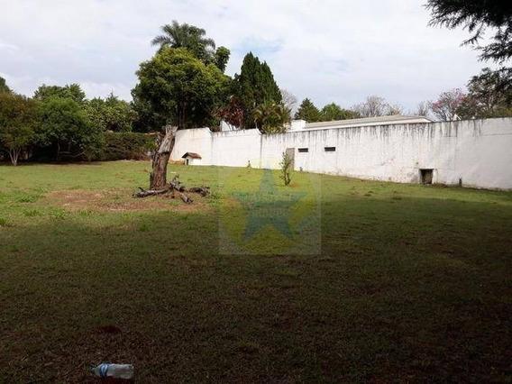 Terreno Residencial À Venda Em Condomínio Fechado, Jardim Estância Brasil, Atibaia. - Te0556