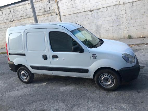 Renault Kangoo 1.6 Express Aa Mt. Lista Para Trabajar.
