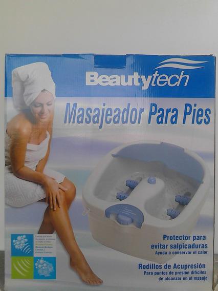 Masajeador Para Pies Beautytech. Eléctrico.