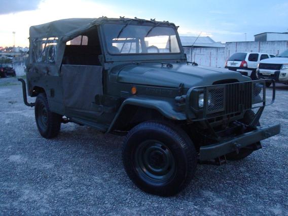 Jpx,engesa,l200,jipe Militar Toyota Bandeirante Xingu 7 Luga
