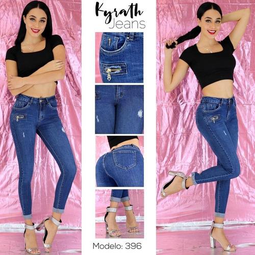 Corrida Pantalon Jeans Kyrath Mayoreo 8piezas Importados Mercado Libre