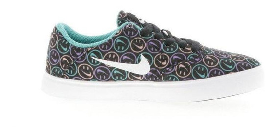 Zapatillas Nike Sb Check Cnvs Mujer