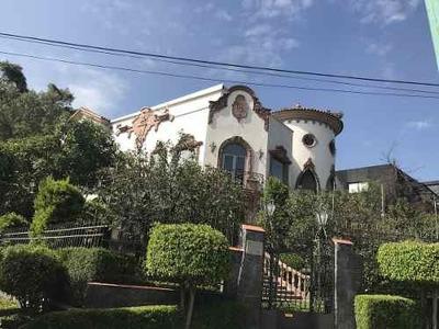 Casa En Renta En Lomas De Chapultepec 1200 Mts Para Oficinas