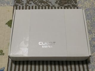 Smartphone Cubot X18 Plus 4g