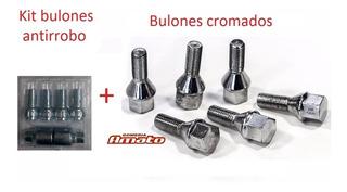 Kit 1 Antirrobo + 12 Bulones Chevrolet Corsa Astra - Amato