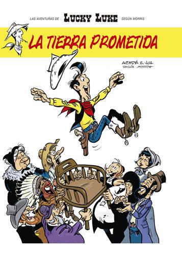Lucky Luke La Tierra Prometida, Achde, Kraken