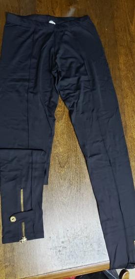 Pantalon Calza Classlife Talle S Con Detalles En Terminación