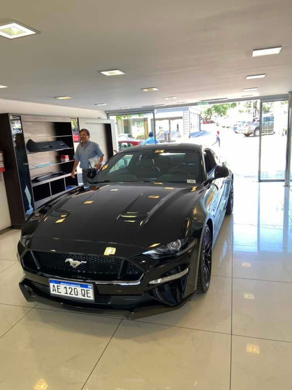 Ford Mustang 5.0 466 Hp