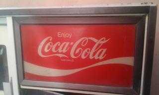 Maquina Vending De Coleccion Coca Cola