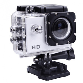 Camera Action Hardline Harcam Silver 720p Hd