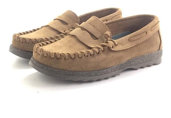 Krunchi 1119 Mocasín Escolar 34 Al38 El Mercado De Zapatos!