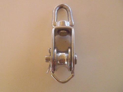 Imagem 1 de 1 de Moitão Em Aço Inox Cod847