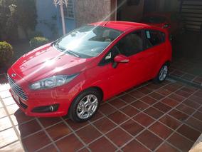 Ford Fiesta 1.6 16v Se Flex Powershift 5p 2016