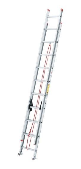 Escalera De Extensión Cuprum 494-20