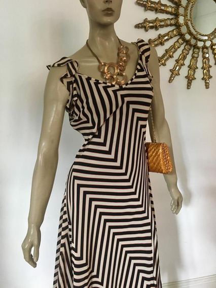 Vestido Zara De Gasa