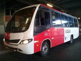 Micro Ônibus Ibrava Vw 9150 2010 2011 23lug 2p Aurovel