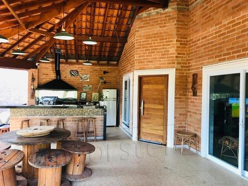 Chácara Residencial Para Venda - Ch00021 - 34467072