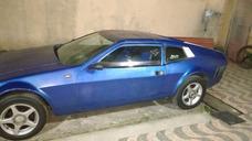 Miúra Sport 1981 Azul