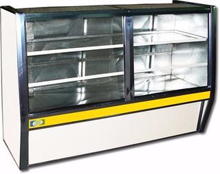 Balcão Refrigerado 1,00 Mt Expositor Para Bebidas Refrigel