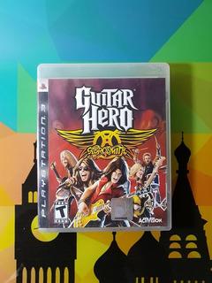 Venta Guitar Hero Aerosmith Playstation 3 Ps3