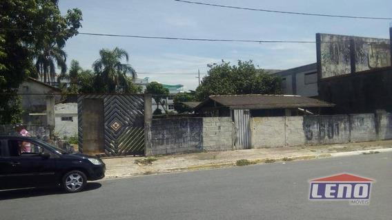 Terreno À Venda, 986 M² Por R$ 2.500.000 - Vila Guilhermina - Praia Grande/sp - Te0065