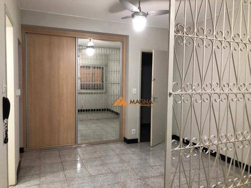 Kitnet Com 1 Dormitório Para Alugar, 33 M² Por R$ 650,00/mês - Jardim Paulistano - Ribeirão Preto/sp - Kn0086