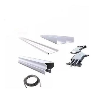 Kit Compacto P/armado Placard 3.00 X 2.60