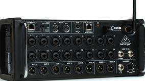 Mesa De Som Mixer Digital X-air Xr18 - Behringer