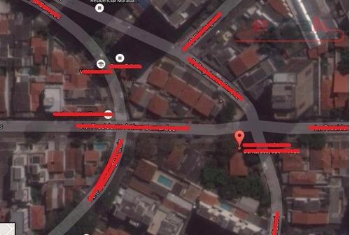 Terreno Residencial À Venda, Rudge Ramos, São Bernardo Do Campo - Te0180. - Te0180