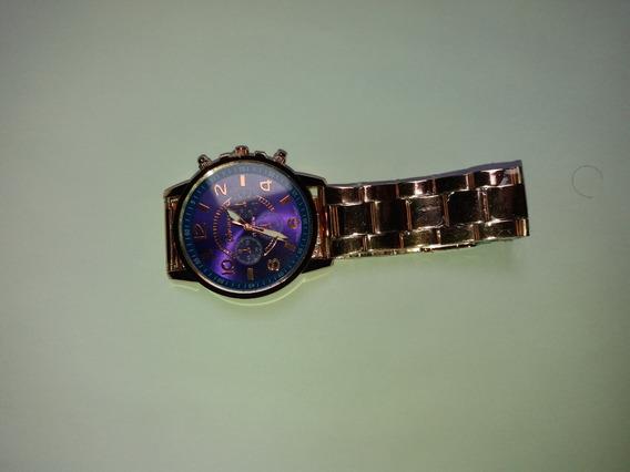 Relógio Genova Platinum Várias Cores