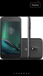 Smartphone Moto G4 Play Xt1601 Lacrado