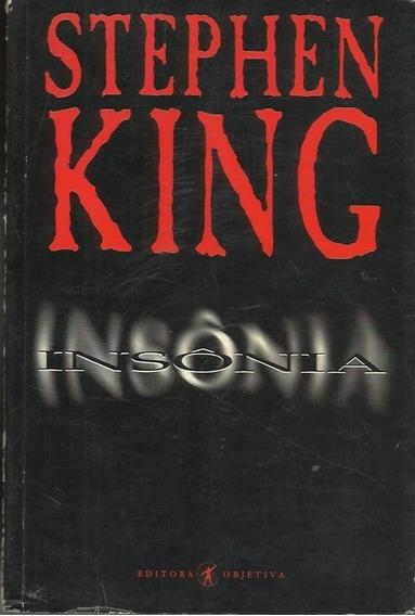Livro - Insônia - Stephen King