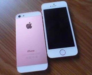iPhone Se Rose 32gb - Em Prefeito Estado - Leia A Descrição