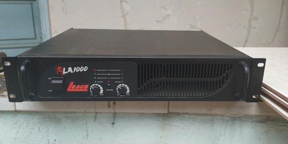 Amplificador Leacs La 1000 Potencia