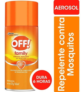 Off Repelente Mata Mosquitos