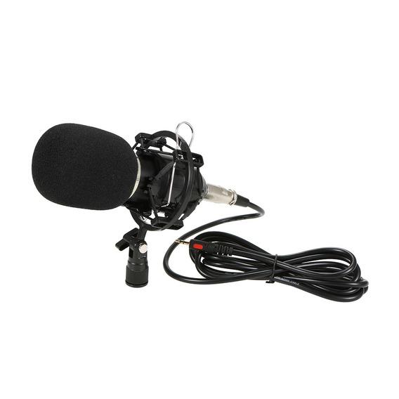 Microfone De Condensador De Grava??o De Grava??o De Estdio