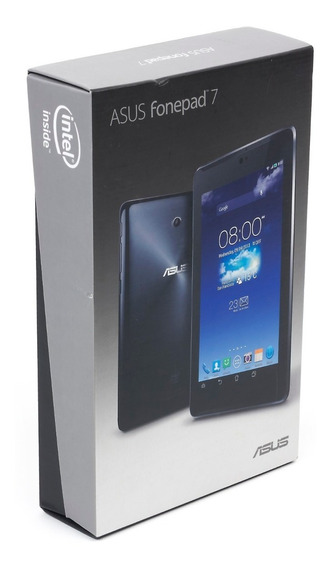 Tablet Asus Fonepad 7 Intel Dual Core 1.6ghz 8gb - Novo!