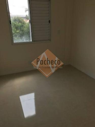 Imagem 1 de 8 de Apartamento Em Itaquera, 41 M², 02 Dormitórios, 1 Vaga, R$ 170.000,00 - 2620