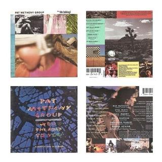 Pat Metheny Combo Jazz 2 X 1 (precio Real Reputación 100%)