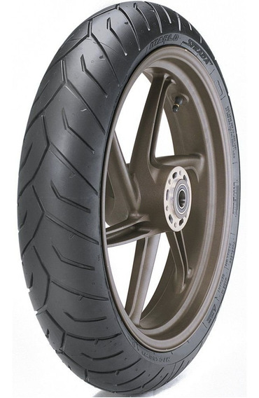 Pneu Dianteiro Bandit 1250 Pirelli Diablo Strada 120/70-17