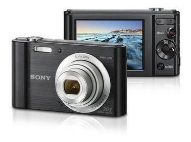 Máquina Fotográfica Sony Cyber-shot Dsc-w810
