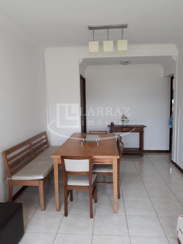 Apartamento Para Venda No Jardim Paulista / Jardim Macedo Edificio Mangueiras, 3 Dormitorios, 92 M2 De Area Útil E Valor De Condomínio Baixo - Ap00539 - 32137780