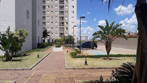 Apartamento Com 2 Dormitórios À Venda, 66 M² Por R$ 520.000,00 - Mansões Santo Antônio - Campinas/sp - Ap6677
