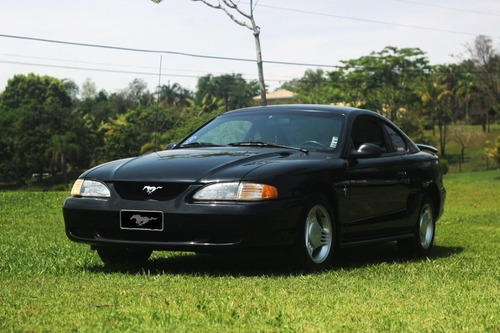 Ford Mustang 95/95 V6 Proibido Para Pessoas De Coração Fraco